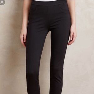 Anthropologie Sanctuary Black Leggings